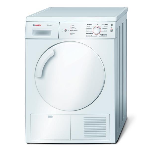 Hình ảnh máy sấy cửa trước Bosch WTE84105GB