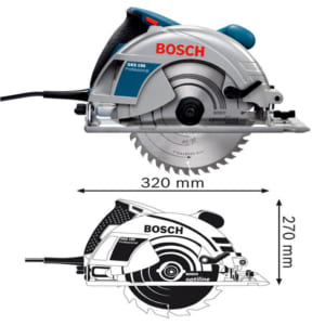 Bosch GKS 190 Professional | Máy cưa đĩa cầm tay