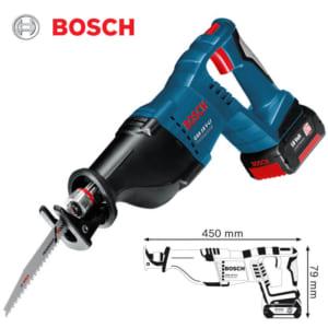 Bosch GSA 18V-LI SOLO Professional | Cưa kiếm dùng pin