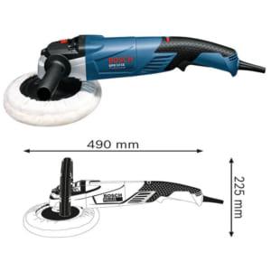 Bosch GPO 12 CE Professional | Máy đánh bóng