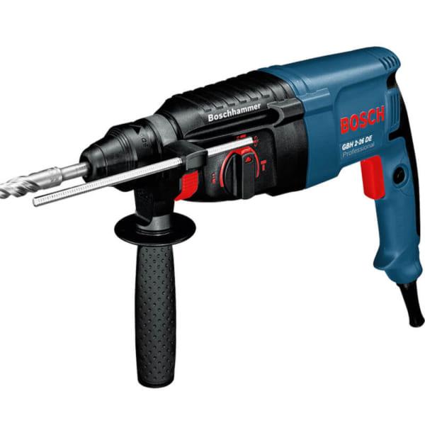 Bosch GBH 2-26 DE Professional | Máy khoan búa dùng mũi khoan SDS-plus