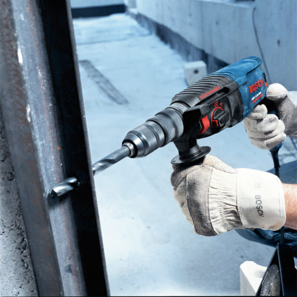 Bosch GBH 2-26 E Professional | Máy khoan búa dùng mũi khoan SDS-plus