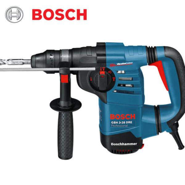 Bosch GBH 3-28 DRE Professional   Máy khoan búa dùng mũi khoan SDS-plus