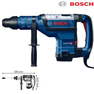 Bosch GBH 8-45 DV Professional | Máy khoan buá dùng mũi SDS tối đa