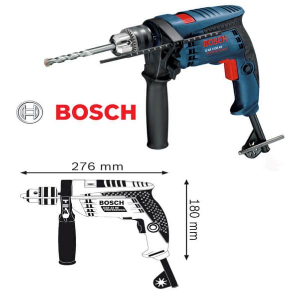 Bosch GSB 13 RE Professional Máy khoan động lực