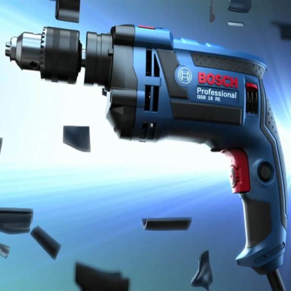 Bosch GSB 16 RE Professional | Máy khoan động lực
