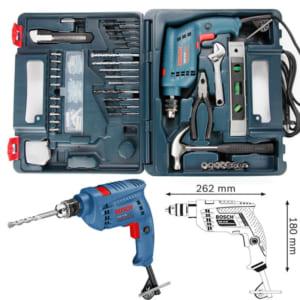 Bosch GSB 10 RE SET | Máy khoan động lực