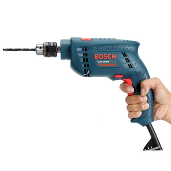 Bosch GSB 13 RE SET   Máy khoan động lực