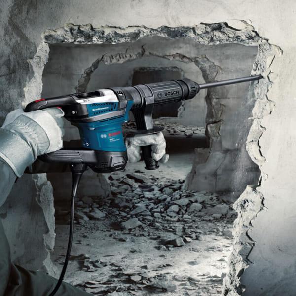 Bosch GSH 5 Professional   Máy đục phá dùng mũi SDS-max