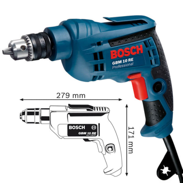 Bosch GBM 10 RE Professional | Máy khoan