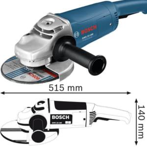 Bosch GWS 22-180 Professional | Máy mài góc