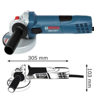 Bosch GWS 7-100 ET Professional | Máy mài góc