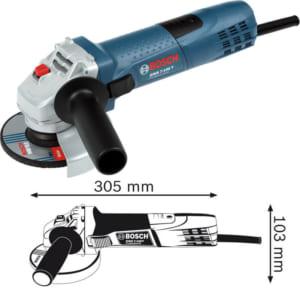 Bosch GWS 7-100 T Professional | Máy mài góc