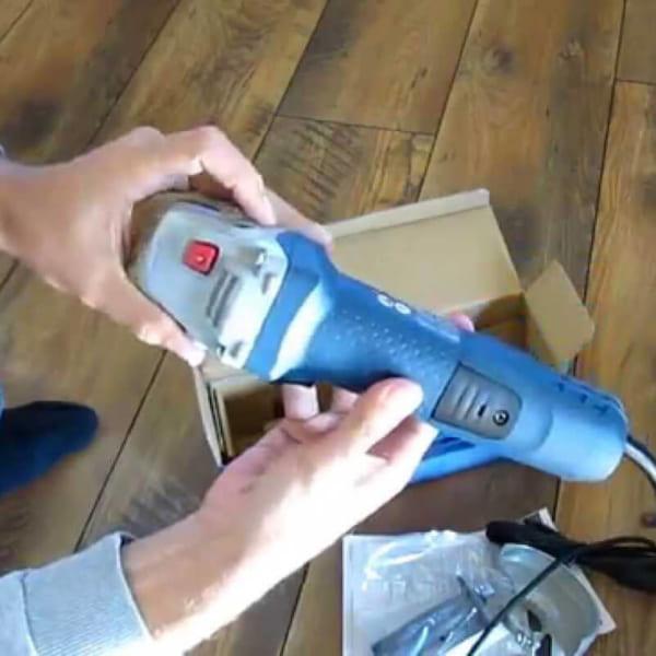 Bosch GWS 8-125 C Professional | Máy mài góc
