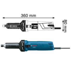 Bosch GGS 5000 L Professional | Máy mài thẳng