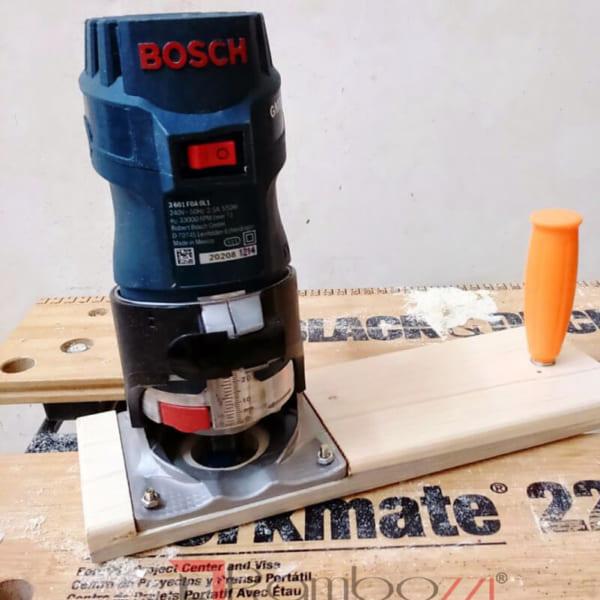 Bosch GMR 1 Professional | Máy phay nhỏ