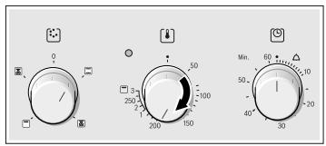 Ảnh bảng điều khiển của Bosch HBS534BS0B