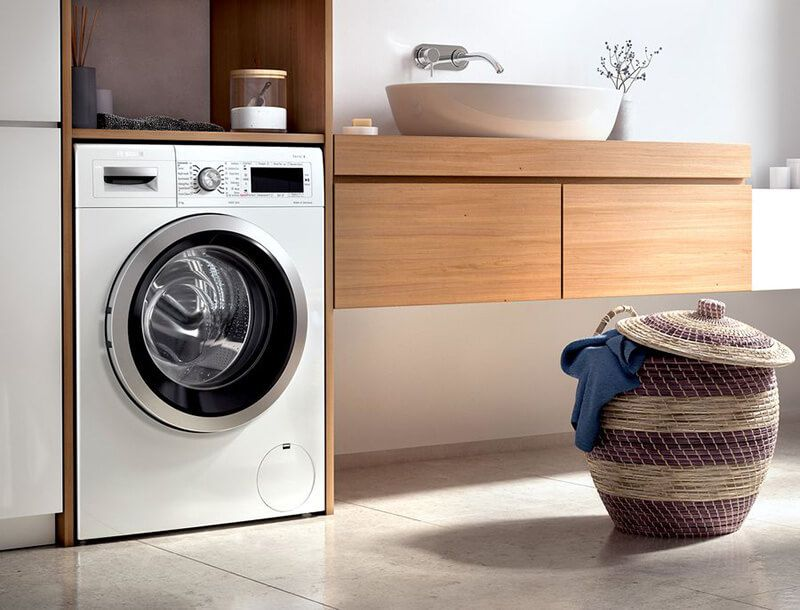 Hình ảnh máy giặt Bosch WAP28480SG